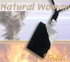 Natural Woman Halskette Lava Mountain 925 Sterling Silber