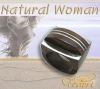 Natural Woman Ring Boogie Wood